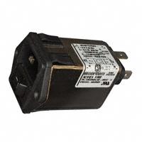 TE Connectivity Corcom Filters - 6609113-5 - PWR ENT MOD RCPT IEC320-C14 PNL