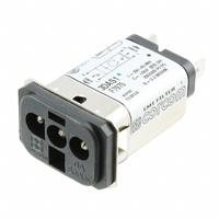 TE Connectivity Corcom Filters - 3DAS1 - PWR ENT RCPT PANEL QC