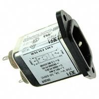 TE Connectivity Corcom Filters - 6609014-5 - PWR ENT RCPT IEC320-C14 PANEL QC