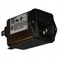 TE Connectivity Corcom Filters - 3EGG1-2 - PWR ENT MOD RCPT IEC320-C14 PNL