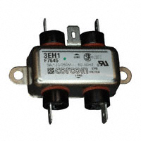 TE Connectivity Corcom Filters - 3EH1 - LINE FILTER 250VAC 3A CHASS MNT