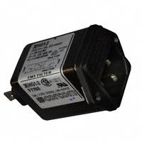 TE Connectivity Corcom Filters - 6609116-2 - PWR ENT MOD RCPT IEC320-C14 PNL