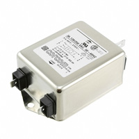 TE Connectivity Corcom Filters - 6609055-1 - LINE FILTER 250VAC 3A CHASS MNT