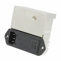 TE Connectivity Corcom Filters - 3EXM4 - PWR ENT MOD RCPT IEC320-C14 PNL