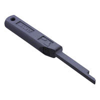 TE Connectivity AMP Connectors - 409158-1 - TOOL EXTRACTION DYNAMIC D-5