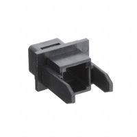 TE Connectivity AMP Connectors - 492739-1 - CONN HOUSING 1POS MOTHERBOARD