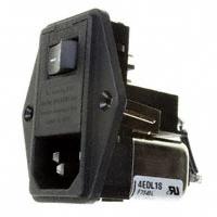 TE Connectivity Corcom Filters - 1-6609122-1 - PWR ENT MOD RCPT IEC320-C14 PNL