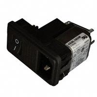 TE Connectivity Corcom Filters - 4EDL1SCM - PWR ENT MOD RCPT IEC320-C14 PNL