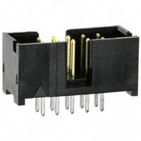 TE Connectivity AMP Connectors - 5103308-1 - CONN HEADER LOPRO STR 10POS GOLD