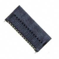 TE Connectivity AMP Connectors - 5-104693-3 - CONN HEADER 30POS .050 VERT SMD