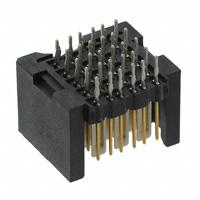 TE Connectivity AMP Connectors - 5120678-2 - CONN HEADER 30POS 6ROW Z-PACK