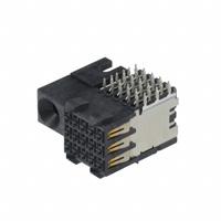 TE Connectivity AMP Connectors - 5120788-1 - CONN RCPT 30POS 6ROW R/A Z-PACK