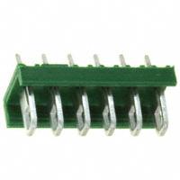 TE Connectivity AMP Connectors - 5164713-6 - CONN HEADER 6POS VERT 2.5MM TIN