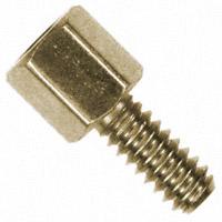 TE Connectivity AMP Connectors - 5207953-2 - CONN SCREW LOCK FEMALE 4-40 ZINC