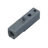 TE Connectivity AMP Connectors - 5223957-3 - CONN GUIDE MODULE RT ANG M3X0.5