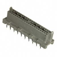 TE Connectivity AMP Connectors - 536279-1 - CONN RECEPT VERT 40 POS 30AU PCB