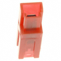 TE Connectivity AMP Connectors - 53894-4 - CONN HOUSING POWER LOCK 1POS RED