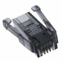 TE Connectivity AMP Connectors - 5-520424-1 - CONN PLUG 4POS SDL 24-26AWG RND