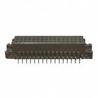 TE Connectivity AMP Connectors - 5535068-5 - CONN DIN RECEPT 32POS VERT PCB