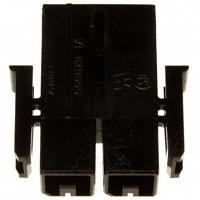 TE Connectivity AMP Connectors - 556879-2 - CONN HSG PLUG 2POS 11.18MM BLACK