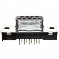 TE Connectivity AMP Connectors - 5747150-2 - CONN D-SUB RCPT 9POS VERT SOLDER