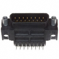 TE Connectivity AMP Connectors - 5748952-1 - CONN D-SUB PLUG 15POS R/A SOLDER