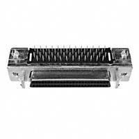 TE Connectivity AMP Connectors - 5787082-5 - CONN D-TYPE RCPT 50POS R/A SLDR