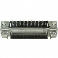 TE Connectivity AMP Connectors - 5787266-5 - CONN D-TYPE RCPT 50POS R/A SLDR