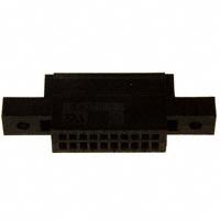 TE Connectivity AMP Connectors - 583718-1 - CONN CARDEDGE HSG 20POS .100 BLK