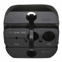 TE Connectivity AMP Connectors - 58536-1 - DIE SET FOR PRO-C III BNC 75 OHM