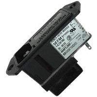 TE Connectivity Corcom Filters - 5EFM1 - PWR ENT MOD RCPT IEC320-C14 PNL