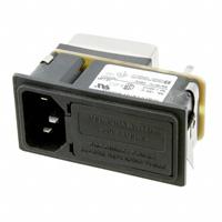 TE Connectivity Corcom Filters - 2-6609129-2 - PWR ENT MOD RCPT IEC320-C14 PNL