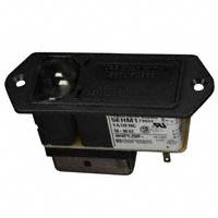 TE Connectivity Corcom Filters - 1-6609130-1 - PWR ENT MOD RCPT IEC320-C14 PNL