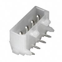 TE Connectivity AMP Connectors - 641737-1 - CONN HEADER PIN RT/ANG 4POS TIN