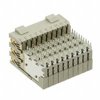 TE Connectivity AMP Connectors - 6469081-1 - CONN RCPT 60POS 3PAIR R/A HM-ZD