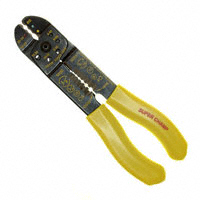 TE Connectivity AMP Connectors - 696126-1 - TOOL HAND CRIMPER 10-22AWG SIDE