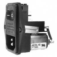 TE Connectivity Corcom Filters - 1-6609122-9 - PWR ENT MOD RCPT IEC320-C14 PNL