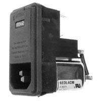 TE Connectivity Corcom Filters - 6EDL4CM - PWR ENT MOD RCPT IEC320-C14 PNL