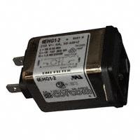 TE Connectivity Corcom Filters - 6EHG1-2 - PWR ENT MOD RCPT IEC320-C14 PNL