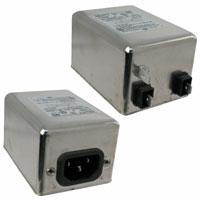 TE Connectivity Corcom Filters - 6EHT7 - PWR ENT RCPT IEC320-C14 PANEL QC
