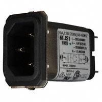 TE Connectivity Corcom Filters - 1-6609006-2 - PWR ENT RCPT IEC320-C14 PANEL QC