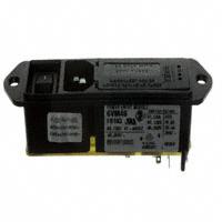 TE Connectivity Corcom Filters - 6VM4SC - PWR ENT MOD RCPT IEC320-C14 PNL