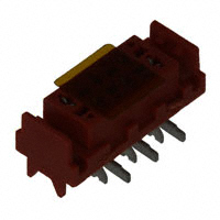 TE Connectivity AMP Connectors - 7-338069-6 - CONN FMALE-ON-BRD 6POS VERT SMD