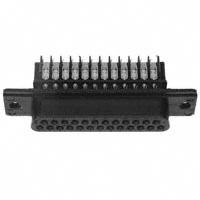 TE Connectivity AMP Connectors - 745209-7 - CONN D-SUB RCPT 25POS STR IDC