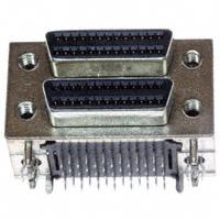 TE Connectivity AMP Connectors - 750820-1 - CONN D-TYPE RCPT 26P R/A SOLDER