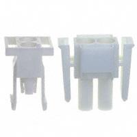 TE Connectivity AMP Connectors - 770017-1 - CONN PLUG 2POS UMNL-II (2PC)