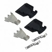 TE Connectivity AMP Connectors - 787231-1 - CONN BACKSHELL 36POS 180 DEG