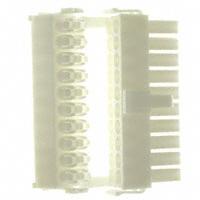 TE Connectivity AMP Connectors - 794210-1 - CONN PLUG 20POS MINI UNIV-MATE 2