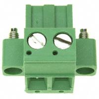 TE Connectivity AMP Connectors - 796859-2 - TERM BLOCK PLUG 2POS STR 5.08MM