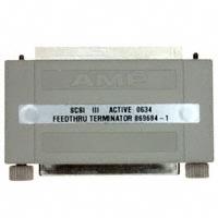 TE Connectivity AMP Connectors - 869684-1 - TERMINATOR THRU SINGLE ACTIVE